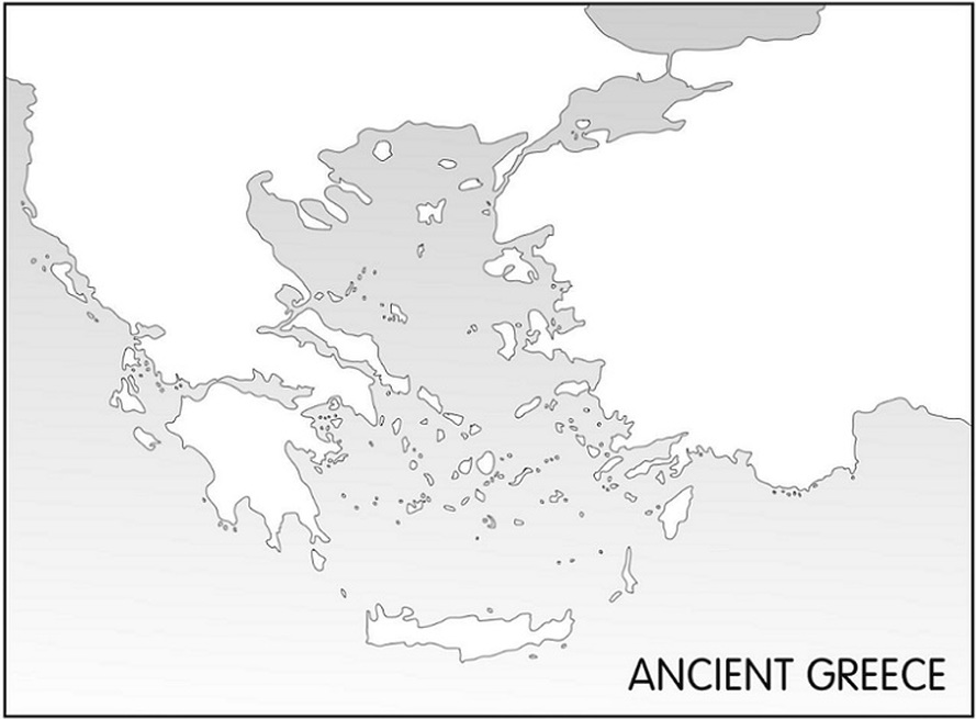 Greece Geography Activity History S Historiesyou Are History We