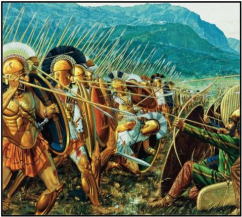 the persian wars 4- the battle of marathon the skythian campaign opened a series of events that caused persia to become embroiled in a conflict with athens after 520 bc the tyrant of athens, hippias.