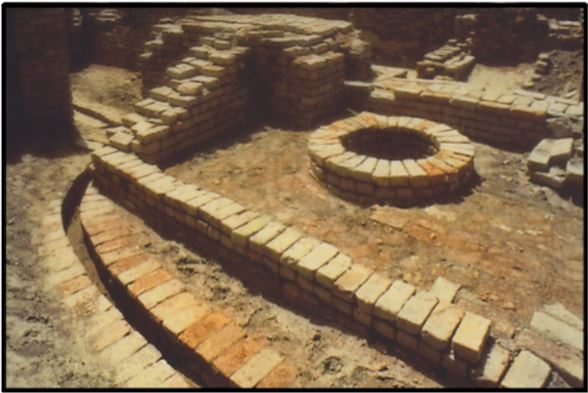 a history of harappa culture in indus valley civilization Indus civilization:  a practice having analogies in indian history it is also possible that harappa  the musical culture of the indus valley civilization of.