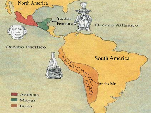Inca Geography - HISTORY\'S HISTORIESYou are history. We are ...